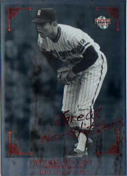 BBM2012 NO-HITTERS GREAT NO-HITTERS 100枚限定パラレル No.GNH6 <strong>江夏豊</strong>