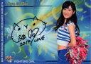 BBM2014 プロ野球チアリーダーカード-華- 直筆サインカード No.華58 合田文