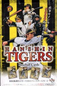 BBM 阪神タイガース 2011 BOX