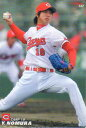 カルビー2012 プロ野球チップス レギュラーカード(ルーキーカード) No.137 野村祐輔