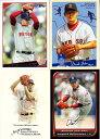 松坂大輔 メジャーリーグ 4枚カードセット Daisuke Matsuzaka MLB 4-Cards Set (008)