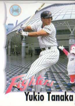 BBM1998 東京ドームプロモーションカード No.D-03 田中幸雄