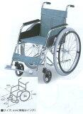 自走式車椅子(スチール製)スリムで軽量化を実現