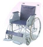 自走式車椅子(スチール製)お求めやすく耐久性に優れたスタンダードタイプです