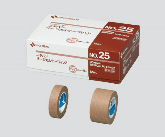 【ニチバン テープ 肌色】サージカルテープ・ハダ...の商品画像