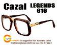 CAZAL LEGENDS 616/7【送料無料】【ポイント10倍】カザール レジェンズ