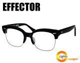 EFFECTOR×REAL McCOY'S CONSTRUCTION【送料無料】エフェクター×リアルマッコイ コンストラクション 眼鏡 メガネ