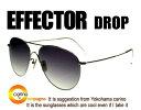 EFFECTOR DROP【送料無料】エフェクター ドロップ サングラス