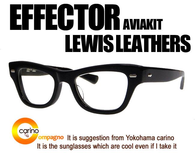 EFFECTOR AVIAKIT【送料無料】エフェクター 眼鏡 アヴィアキット メガネ