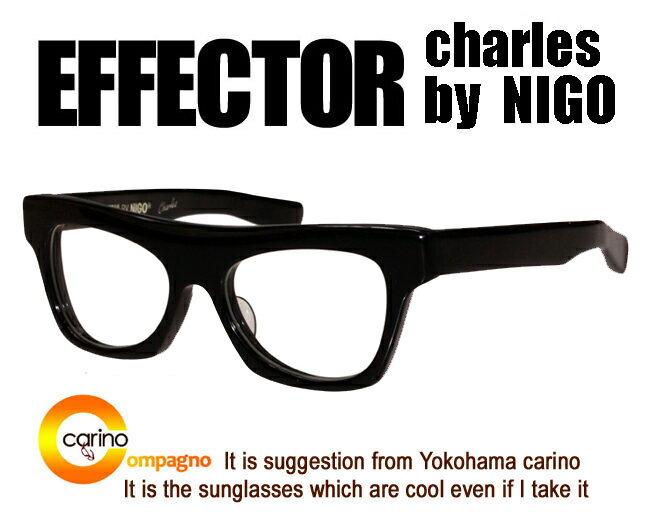 EFFECTOR by NIGO【送料無料】エフェクター NIGOチャールズ メガネ