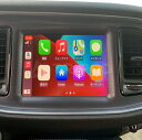 新発売!【TRIPOD/トライポッド】【CH-UCONNECT3-CP】DODGE/CHRYSLER/JEEP専用 Apple CarPlay AVインターフェース