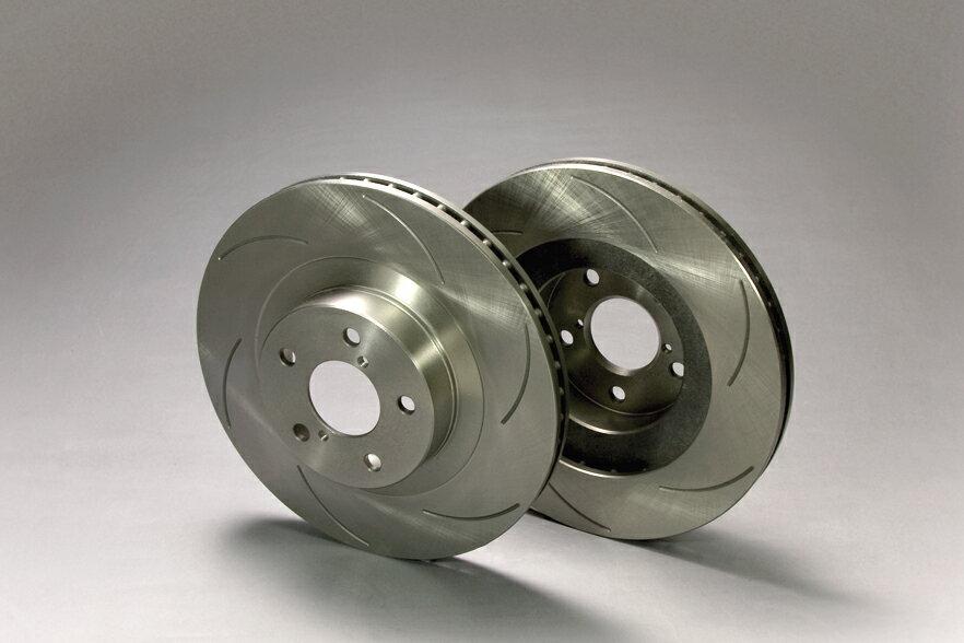 【ラッキーシール対応】【Project μ/プロジェクト・ミュー】 p.muSCR ピュアプラス6 ブレーキローター 2枚セット 無塗装品[オデッセイ RB1 (Absolute) フロント用] SPPH110-S6NP