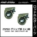 カーメイト ZSP60 グリップ部(2ヶ1組) 補修部品