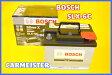ボッシュ BOSCH 鍛造シルバー合金 ハイパワーバッテリー SLX-6C 欧州車用【送料込】