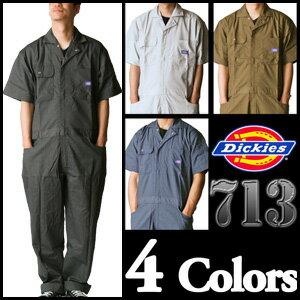 ディッキーズ半袖つなぎ #713 S〜3L【 ツ...の商品画像