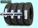 グッドイヤー カーゴプロ 195/80R15 107/105L LT 4本セット【限定特価】made in Japan