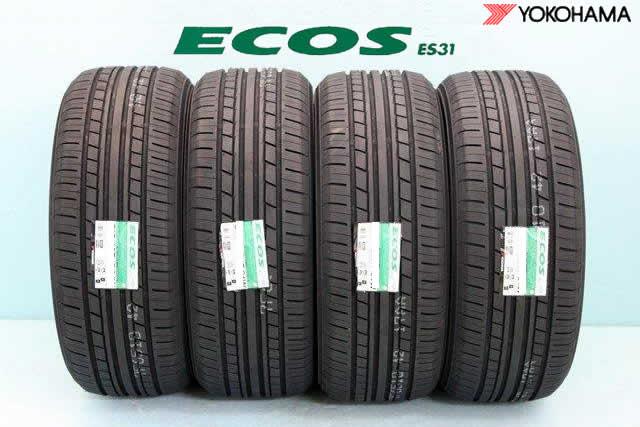 ☆ YOKOHAMA ECOS ES31ヨコハマ エコスES31 オンライン 175/70R14 84S 4本セット:カーパーツマルケイ店 4本セット!! 送料無料!!