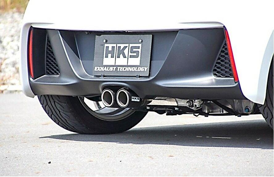 [送料無料][在庫有り]HKS(エッチ・ケー・エス)HiPower Muffler Spec-L/ ハイパワーマフラー スペック L S660用品番:31019-AH005