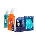 [在庫有り]GYEON(ジーオン)スターターキット A-Kit(Aキット) 撥水シャンプー+撥水コート+撥水ガラスコート+拭き取りクロス