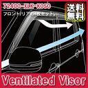 [送料無料][メーカー取り寄せ]MUGEN(無限) Ventilated Visor / ベンチレーテッドバイザー 品番:72400-XLK-K0S0