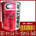 トヨタブランド TACTI ディーゼルエンジンオイル ディーゼルRV CF-4 10W-30 20L缶 送料無料