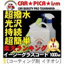 イージーグラスコート1000ml【ガラスコーティング剤 ガラ...