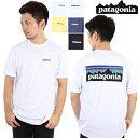 パタゴニア PATAGONIA Tシャツ P-6 LOGO ...