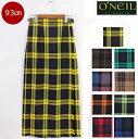 (初売りセール) オニールオブダブリン O'NEIL OF DUBLIN ロング スカート ウール100% ロング丈 ラップスカート 93cm レディース 5093 10293 キルト 巻きスカート オニール オブ ダブリン