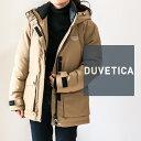 DUVETICA [デュベティカ]ダウンジャケット9A MIZAR 153-CANGURO ベージュアウター / レディース / コート / 正規品