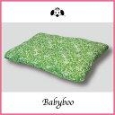 送料無料ペット クッション犬用マットBABYBOO Dog Mat洗えるかわいいマットタイプアラベスコ【中型犬用】