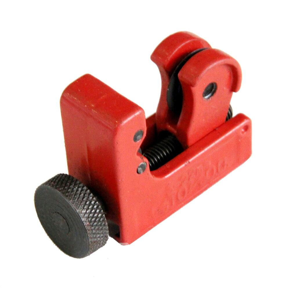 送料無料miniパイプカッター3-22mmブレーキパイプチューブカッターDIY・工具