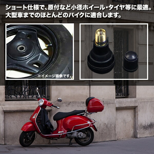 【送料無料】 バイク用 ショートタイプエアバル...の紹介画像2