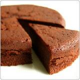 超濃厚しっとり生チョコ食感イタリアチョコレートケーキ