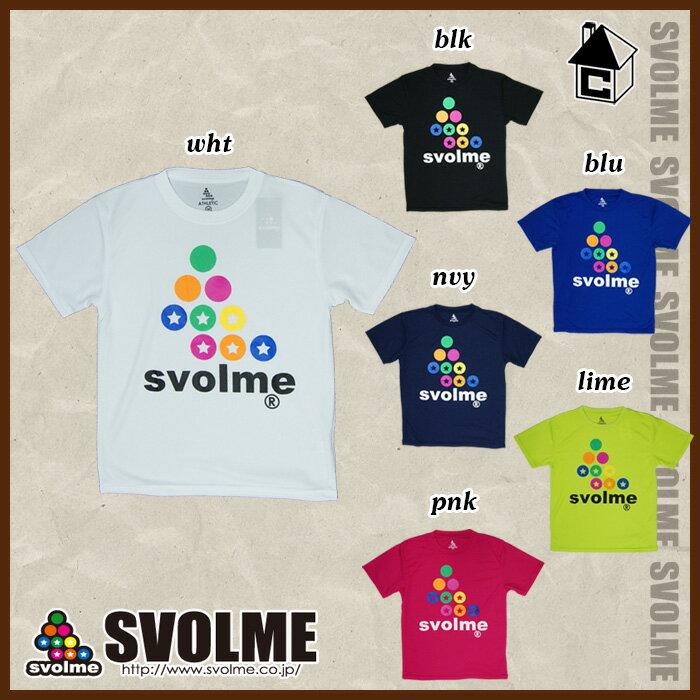 【SALE21%OFF】svolme【スボルメ】SVOLMEロゴプラTシャツ〈サッカー セ…...:casa-paterna:10006277