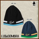 LUZ e SOMBRA/LUZeSOMBRA【ルースイソンブラ】TWO LINE KNITHAT〈フットサル サッカー〉L1515602