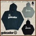 goleador【ゴレアドール】ベーシックスウェットパーカー〈サッカー フットサル〉G-1562