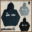 goleador【ゴレアドール】ベーシックZIPスウェットパーカー〈サッカー フットサル〉G-1563