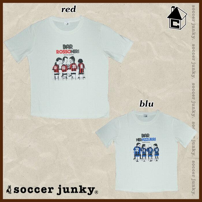 【SALE40%OFF】Soccer Junky【サッカージャンキー】半袖TEE ital…...:casa-paterna:10006299