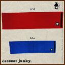 【SALE86%OFF】Soccer Junky【サッカージャンキー】マフラー〈セール サッカー フットサル〉SJ-15FUKU-9