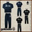 goleador【ゴレアドール】ジャージ上下セット〈フットサル・サッカー・長袖〉G-443-1/G-443-2 Set