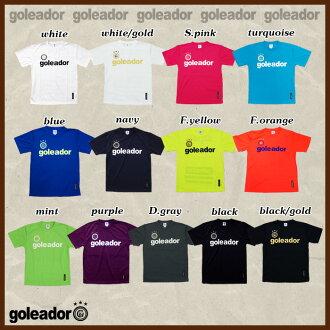 Goleador Basic 플라스틱 T 셔츠 〈 축구 풋살 프라 셔츠 제복 〉 G-440