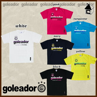 G-980 goleador 2Col PRA T shirt [soccer Futsal Prasat uniforms?