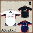 ショッピングスカル SKULLKICKS【スカルキックス】3BANDANNA GAME PLA SHIRTS〈サッカー フットサル プラシャツ ユニフォーム〉SK14SS013