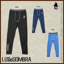 【SALE20%OFF】LUZ e SOMBRA/LUZeSOMBRA【ルースイソンブラ】WARM CATCH INNER LONG SPATS〈セール サッカ...
