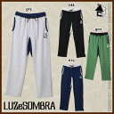 LUZ e SOMBRA/LUZeSOMBRA【ルースイソンブラ】MISTY SWEAT LONG PANTS〈サッカー フットサル〉L1515203/S161...