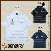 penetrar【ペネトラール】DRYカノコボーダーポロシャツ〈フットサル サッカー〉251-11110