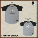 【SALE20%OFF】Soccer Junky【サッカージャンキー】CDPNシャツ(プラシャツ)〈サッカー セール フットサル〉SJ15056