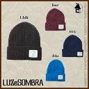LUZ e SOMBRA/LUZeSOMBRA【ルースイソンブラ】SCRATCH KNIT HAT〈スクラッチ ニットハット ビーニー キャップ〉S161260...