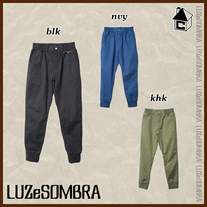 LUZ e SOMBRA/LUZeSOMBRA【ルースイソンブラ】RIB STRECH CHINO PANT〈リブ ストレッチ チノパンツ フットサル〉S1632209