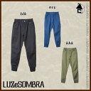 LUZ e SOMBRA/LUZeSOMBRA【ルースイソンブラ】RIB STRECH CHINO PANT〈リブ ストレッチ チノパンツ フットサル〉S163...